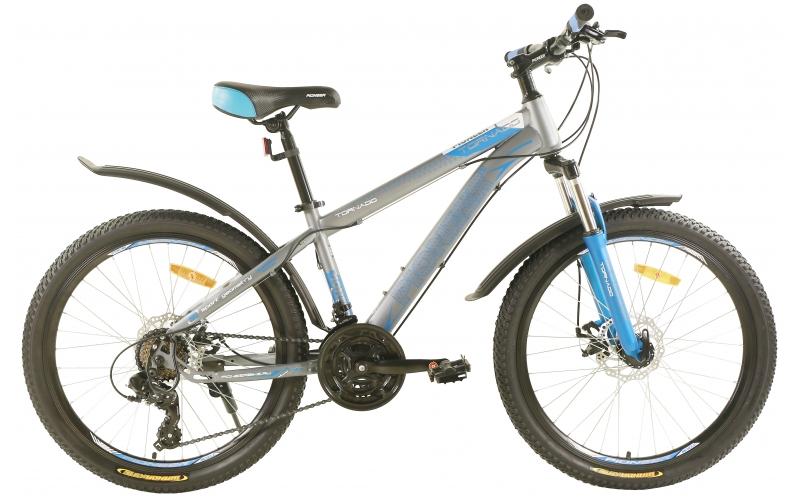 Велосипед Pioneer Tornado (2020)