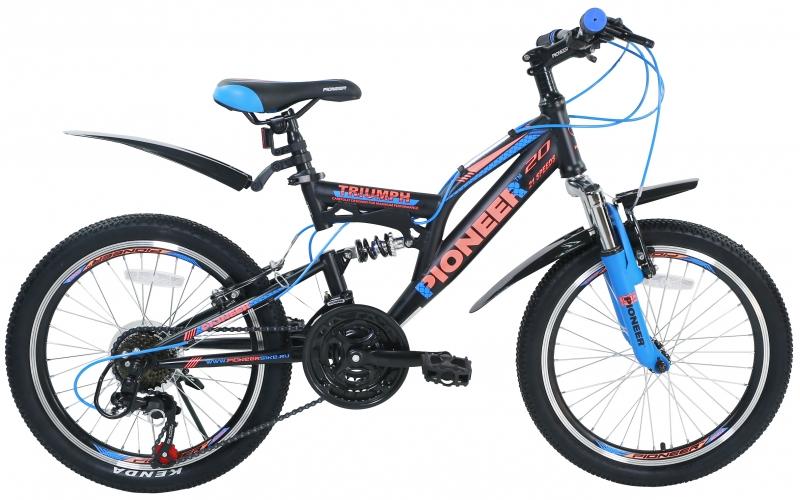 Велосипед Pioneer Triumph (2020)