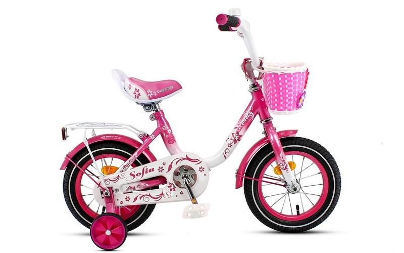 Велосипед MaxxPro Sofia 12