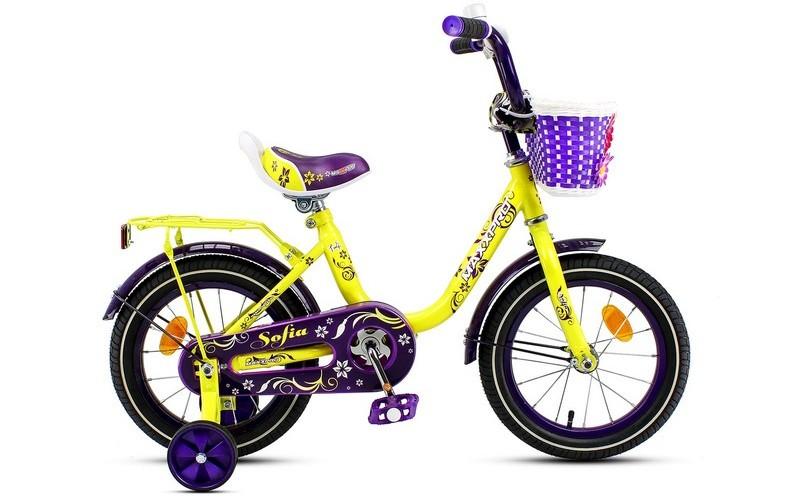 Велосипед MaxxPro Sofia 14
