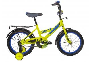 Велосипед Black Aqua 1602