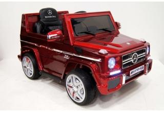 Детский электромобиль Mercedes-Benz-G-65-LS528