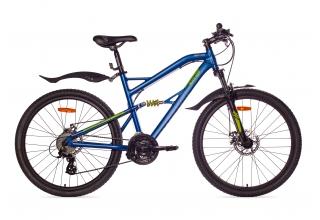Велосипед  Black Aqua Mount 2682 D 26