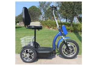 Электровелосипед трехколесный 500W