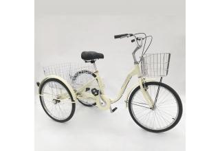 Велосипед трёхколесный Meghna 26