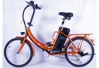Электровелосипед Pioneer Oscar (2019)