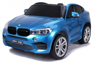 Детский электромобиль BMW X6 M JJ2168