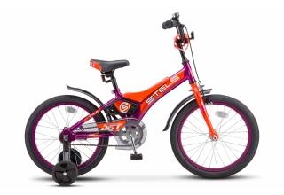 Велосипед Stels Jet 18 Z010 (2021)