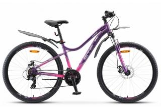 Велосипед Stels Miss 7100 MD 27,5 V020 (2020)