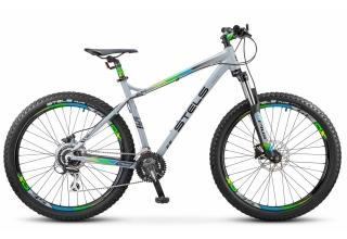 Велосипед Stels Navigator 670 D 27,5 V020 (2018)