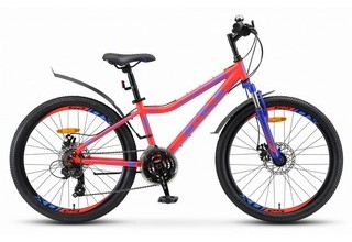 Велосипед Stels Navigator 410 MD 24 V010 (2019)