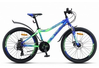 Велосипед Stels Navigator 450 24 MD V030 (2019)