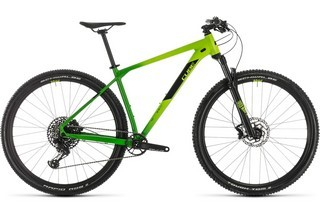 Велосипед Cube REACTION RACE 29 (2020)