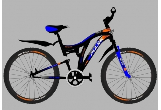 Велосипед Pulse 2471 V